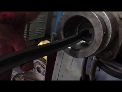 Изготовление резинового профиля, шнуров