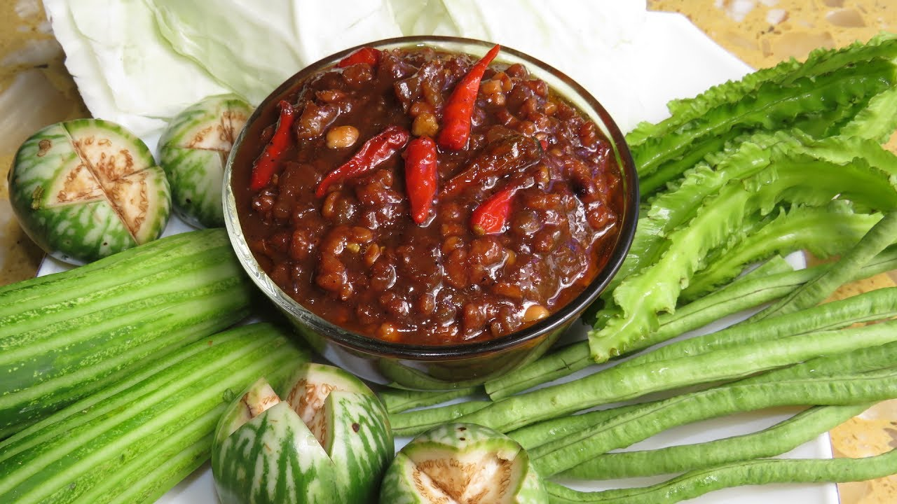 khmer cooking fried recipe