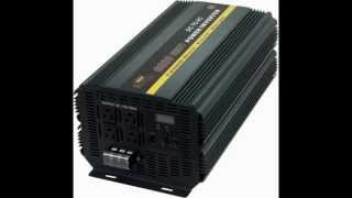 What Size DC to AC Power Inverter Should I Buy?