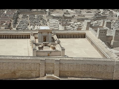 True Temple Mount in the City of David