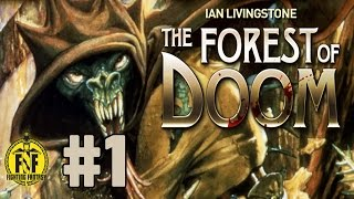 The Forest of Doom: Part 1 - Yaztromo (PC Game)