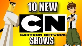 10 New Cartoon Network Shows/Pilots To Watch in 2017