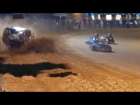 Penton Karting Track 09-28-19 | Heavy Feature | Edited for time