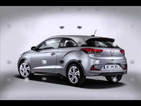All New 2015 Hyundai I20 Coupe Youtube