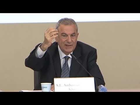 The Communities of the State of Lebanon (1920-2020) – HE Ambassador Farid Khazen