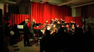 Mountlake Terrace Jazz Ensemble 1 - 20150122 - Jumpin