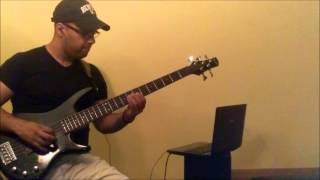 Milan Strasni-Urban Style 2013-Bass cover by Dule Marcus-Bor