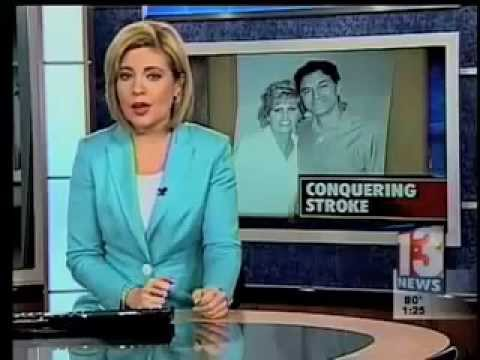 Valerie Greene: Conquering Stroke: News 13 - YouTube