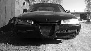 Honda Accord 1993-1997 сбылась мечта идиота ))