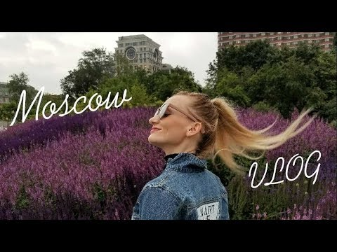 Moscow is AMAZING! Must GO places. Russians are so extra! | Travel VLOG