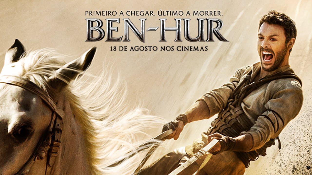 Ben Hur Trailer 1 Leg Paramount Pictures Brasil Youtube