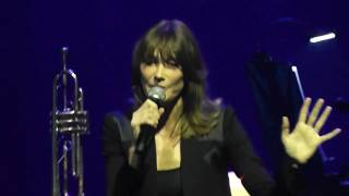 Carla Bruni - Moon River HD Live From Istanbul 2017