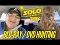 A Solo Blu-Ray / DVD Hunting Day with Big Pauly (24/09/2018)