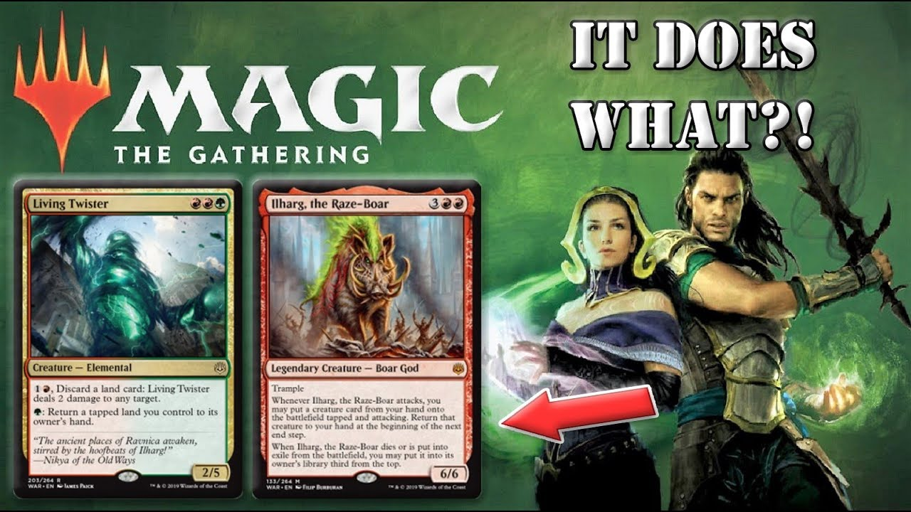 This Creature is BROKEN! MTG War of the Spark Spoilers