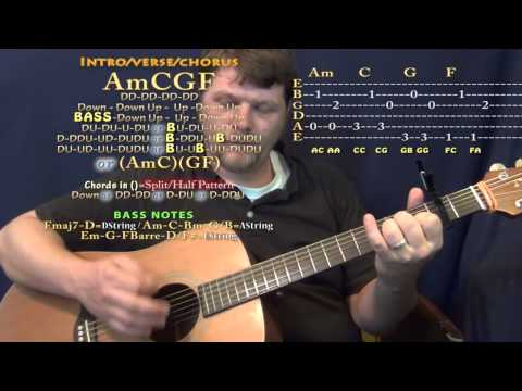 Renegades (X Ambassadors) Guitar Lesson Chord Chart - YouTube