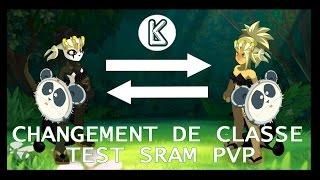 [Dofus] Changement de classe? Test Sram vs Eca/Sacri/Eliotrope