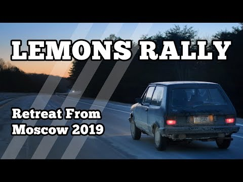 Lemons Rally Retreat From Moscow Narrative 2019
