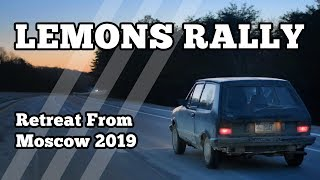 homepage tile video photo for Lemons Rally Retreat From Moscow Narrative 2019