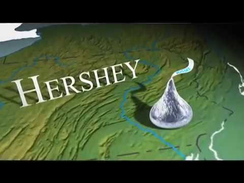 A Day In The Life of an Outside Retail Sales Representative at The Hershey Company!