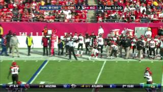 The kansas city chiefs have lost 7 consecutive games and are now 1-9. a large part of their issues begin end with quarterback matt cassel. bj kissel a...