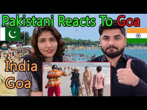 Pakistani Reacts To Goa | Tourist Paradise | Pakistani Reacts To Indian City Goa