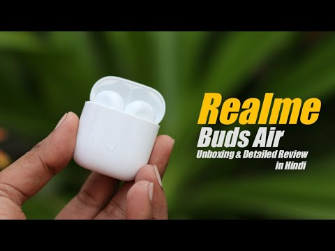 realme-buds-air-unboxing-&-review-in-hindi- -best-true-wireless-earbuds-under-4000-!!!