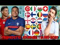 PRONOSTIC JOURNÉE 1 EURO 2021! ANALYSE & PRÉDICTION FRANCE ALLEMAGNE MON PRONO POUR LES 12 MATCHS J1