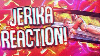 REACTING TO JAKE PAUL'S NEW SONG (Jerika feat. Erika Costell)