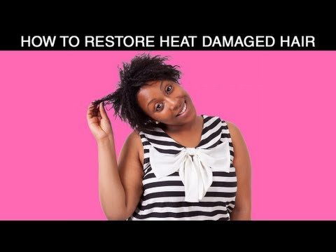 how to tell if hair is damaged
