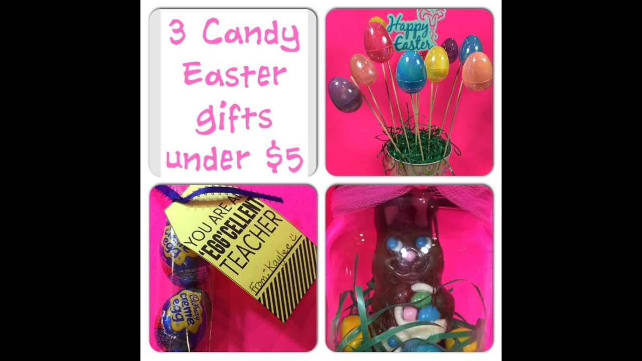 3 diy easter candy gifts for under 5 youtube 3 diy easter candy gifts for under 5 negle Choice Image