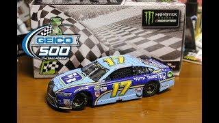 NASCAR Diecast Review - Ricky Stenhouse Jr. 2017 Talladega Raced Win 1/24