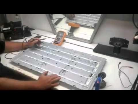 Reparacion pantalla tv led samsung youtube for Reparar pantalla televisor samsung