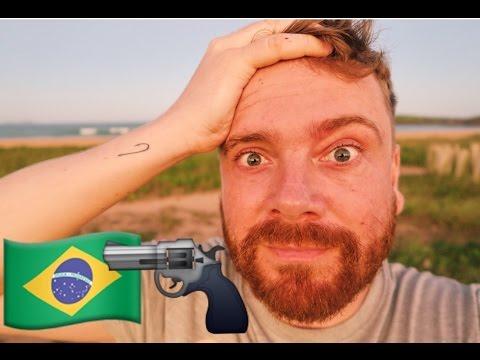 IS BRAZIL DANGEROUS?