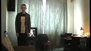 Жека ЖЖЁТ вырезки из фильма Millenium 2000г. (VHS архив)