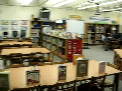 Willoughby Elementary School Library