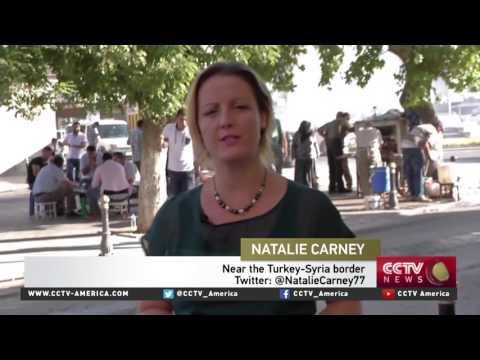 Erdogan: Turkey will fight Kurdish militias in Syria