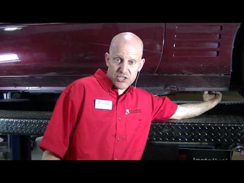 C4 Corvette Vehicle Jack Points and Procedure by Paul Koerner