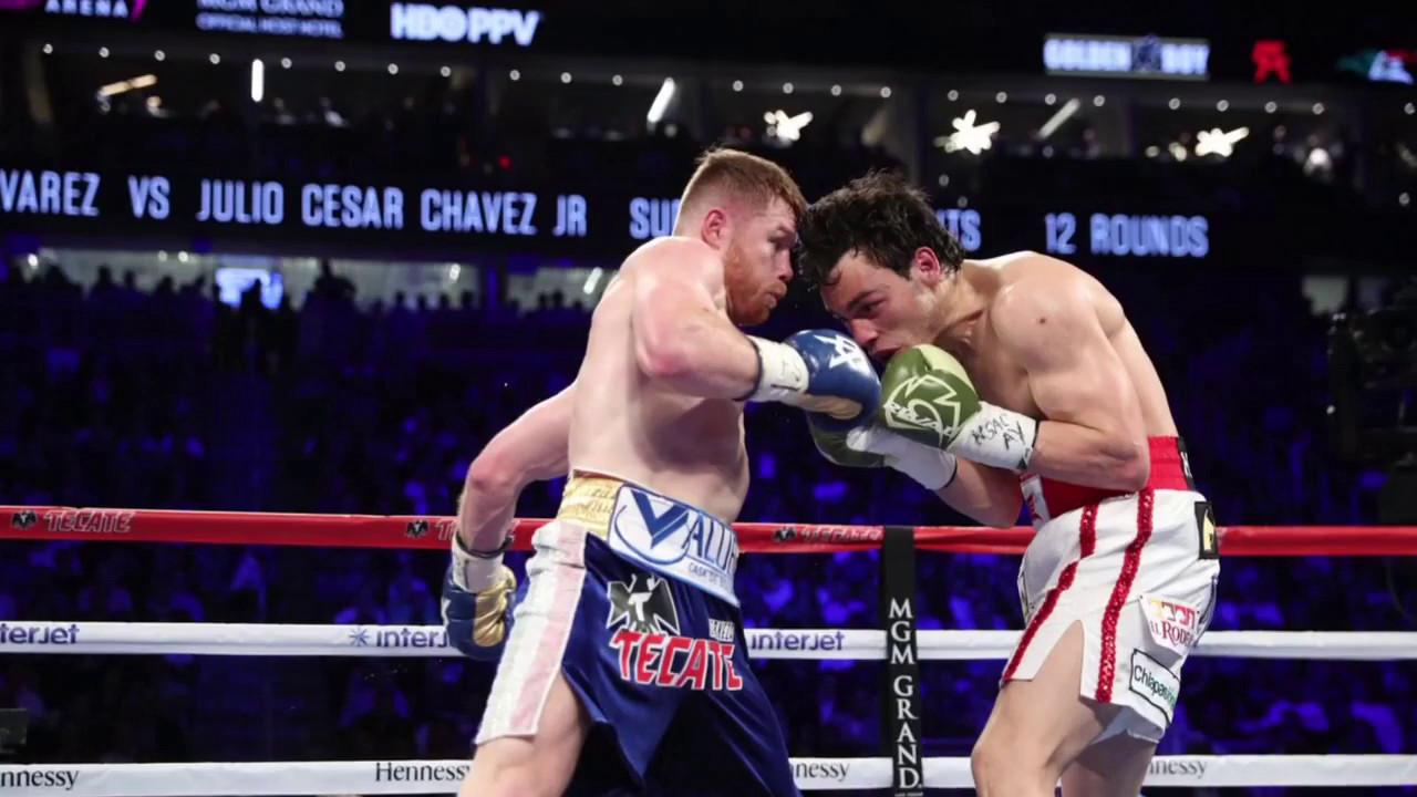 Canelo Alvarez Wins Dominating Decision Vs. Julio Cesar Chavez Jr.; Will Next ...