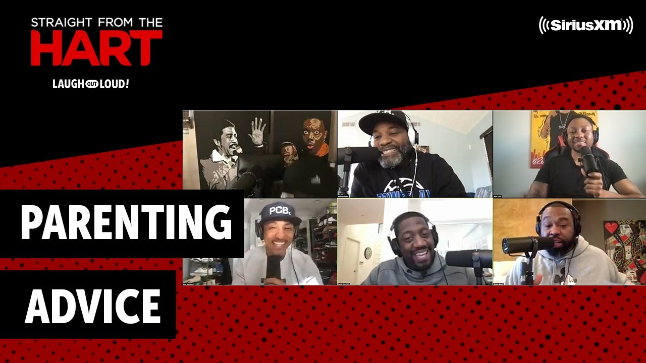 Joey Wells with the News: Parenting Advice | Straight from the Hart | Laugh Out Loud Network