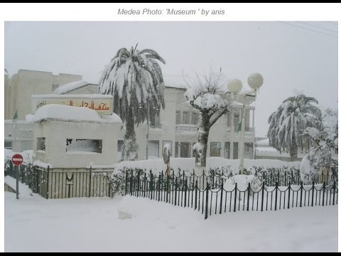 Heavy Snow in Across North African Deserts | Mini Ice Age 20