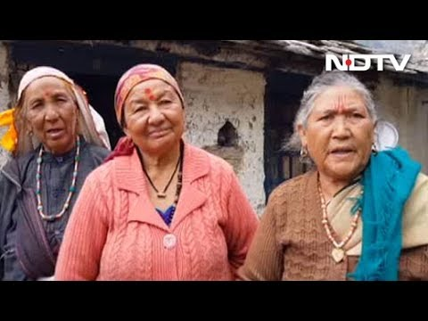 Give us Rifle Training, Say Women of Village Near China Border
