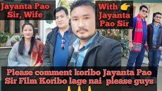 Mising r Legend actor jayanta Pao sir r lgt akoman Kotha patilu ll Mising Re'ngam