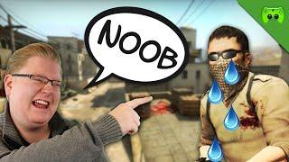 NOOOOOOBS! 🎮 Counter-Strike: Global Offensive #146