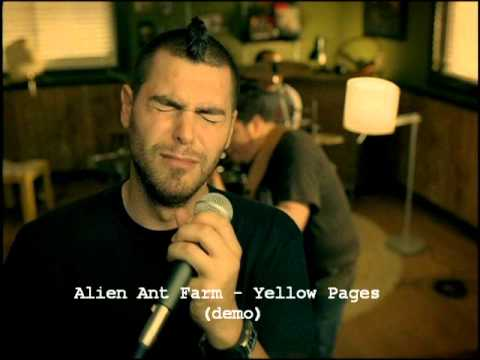Alien Ant Farm: Yellow Pages (demo)