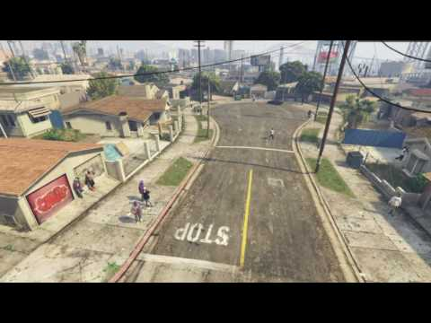 """Gta 5 Lud Foe """"The Race freestyle """" (Tay-K Remix) Official musicVideo"""