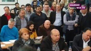 Διαμαρτυρία κατοίκων του Χέρσου για το Κέντρο Προσφύγων-Eidisis.gr webTV