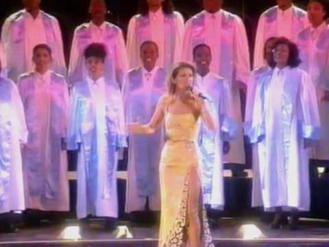 Celine Dion - Call the man (live)