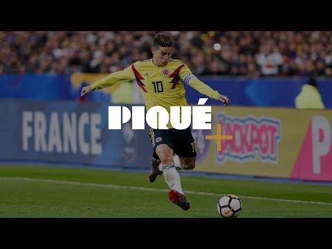The James Rodríguez Explosion   Piqué+