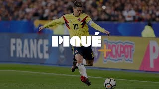 The James Rodríguez Explosion | Piqué+