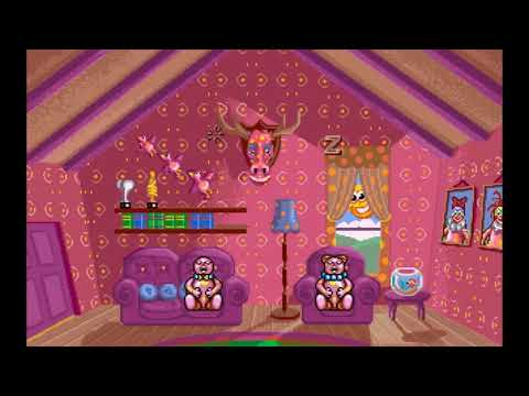 Mr Blobby (1994) Long-play - Levels 1 to 17